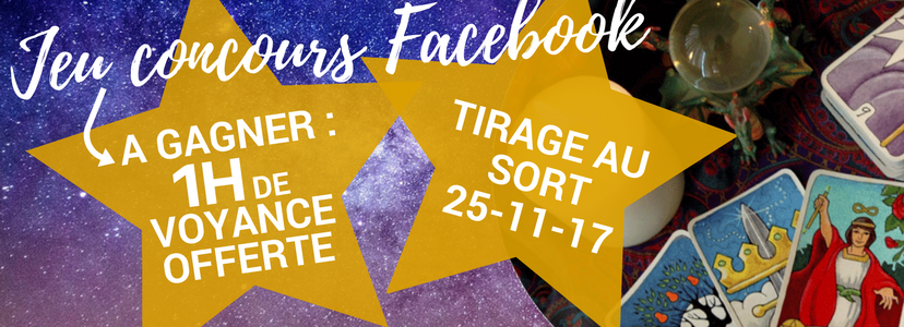 consultation voyance a gagner - jeu concours facebook