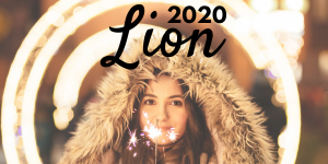 horoscope 2020 lion complet