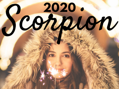 horoscope 2020 scorpion complet