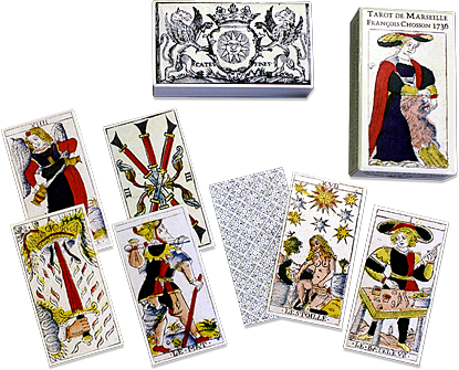 significations arcanes majeurs tarot marseille